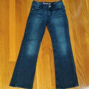 Jamboree Slim Bootcut Jeans